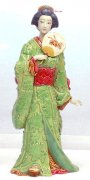 Japanese Kimono Geisha (Rare & Master Collection Item) - Shiwan
