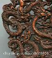 "Chinese Zodiac Dragon Animal Ceramic Figurine Statue 18"" Master Piece - Art-sam.com"